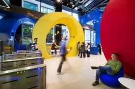 Google Ireland Office Check Out Google U0027s Crazy Office In Dublin Ireland Business Insider