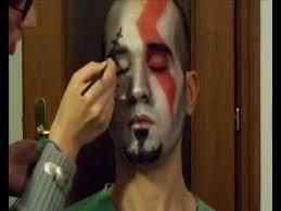 Kratos Halloween Costume Testa Kratos Tutorial Facile Facile