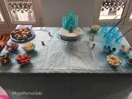 deco de table pour anniversaire la décoration de son anniversaire reine des neiges