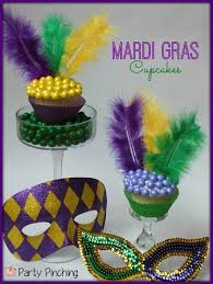 mardis gras party ideas mardi gras dessert ideas cupcakes king s cake