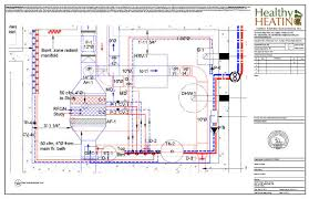 mechanical floor plan sle set 4 design drawings and specifications for residential