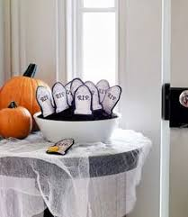 Easy Halloween Craft Projects - decorating ideas ghosts 52 spooky and creative halloween craft