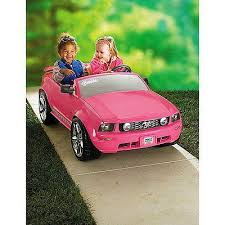 pink power wheels mustang electric car power wheels mustang battery