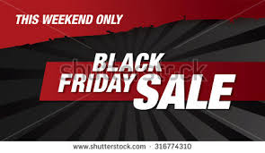 black friday banner black friday sale banner stock vector 501302551 shutterstock