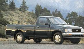 toyota t100 truck 1995 toyota t100 review