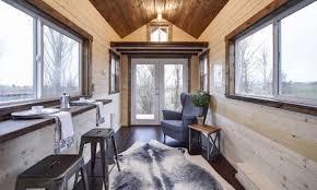 tiny house company canada based mint tiny house company improves on their napa edition