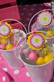 1st birthday party favors lemonade and party favor tags 1st birthday thank