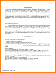 ib lab report template ib lab report template unique 9 lab report format exle free