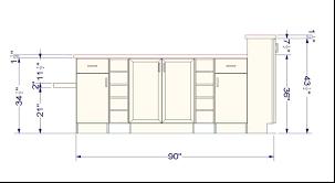 Upper Kitchen Cabinet Height 100 Ada Kitchen Cabinets 100 Ada Kitchen Cabinets Ada