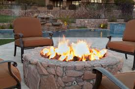 Patio Furniture With Fire Pit Costco - enjoy the fall with a brand new fire pit rismedia u0027s housecall