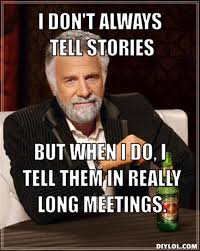 Business Meeting Meme - croatians like to take their time in business meetings so be