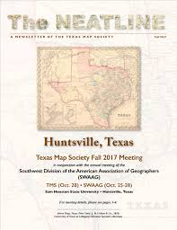 Arlington Tx Map Newsletter Texas Map Society