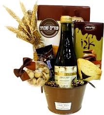 purim baskets israel purim planter gift basket israel only shalach manot trays