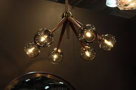 Glass Blown Chandeliers by Modern Lighting Fixtures At Icff Combine Latest Technology And