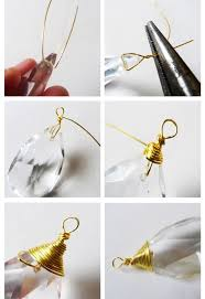 make crystal pendant necklace images Beaded jewelry tutorials free how to make glass beads jewelry for jpg