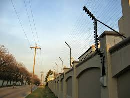 electrical fencing security system solas electrical