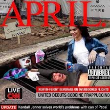 April Meme - april 2017 in one meme collab w adam the creator facebook