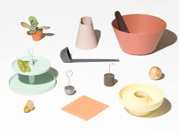 colorful kitchen accessories by the designer behind your favorite