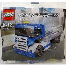 lego racers truck lego racers sets tiny turbos 30033 truck