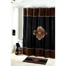 Western Fabric For Curtains Discount Western Fabric Shower Curtains Useful Reviews Of