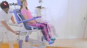 siege toilette pour handicapé lopital vidéo d reflex chaise de toilette