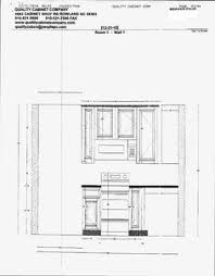 Kitchen Cabinet Drawings Bathroom Elevation Drawings This Is The Same Layout As Mine I