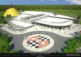 where is the national corvette museum located ncm info