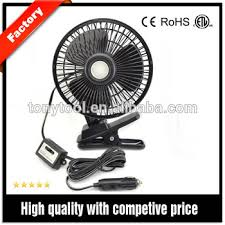 6 inch oscillating fan 6 inch 12 volt car fan oscillating fan for install car roof fan