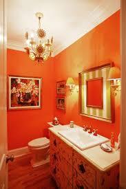 Best COLOR Orange Home Decor Images On Pinterest Living Room - Orange interior design ideas