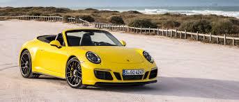 Porsche Macan Yellow - the 2017 new york international auto show