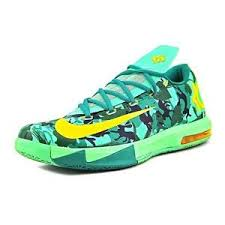 kd easter edition nike kd easter 6 limited edition green camouflage men s size 9