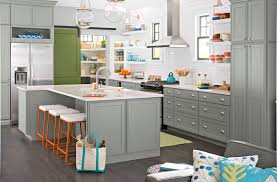 Popular Kitchen Cabinet Colors For 2014 Beauteous 30 Gray Kitchen 2017 Inspiration Of 9 Kitchen Trends