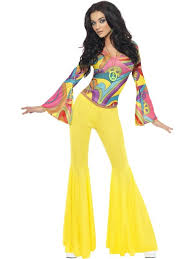 clothing styles of the 1970s were bell bottoms and platform shoes