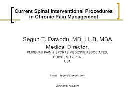 Sample Resume With Education by Spinal Injections