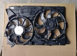 2009 ford flex fan new oem ford flex radiator fan assembly 2009 2010 ba8z8c607d