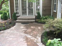 Walkway Ideas For Backyard by Breathtaking Walkway U0026 Patio Designs Rosehill Gardens Kansas City