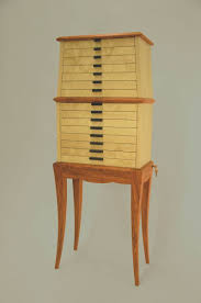 Girls Jewelry Armoire Hand Made Jewelry Armoire By Mark Newman Design In Wood