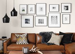 Room And Board Metro Sofa Profile Modern Picture Frames In Gunmetal Modern Picture Frames