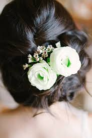 pics of bridal hairstyle the wedding scoop