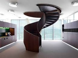 Spiral Staircase by Contemporary Spiral Staircase Dramatic Interior Spiral Staircase