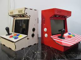 Arcade Room Ideas by Diy Arcade Cabinet Kits More Porta Pi Arcade Kit