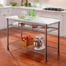 Marble Top Kitchen Island Cart Kitchen Carts And Islands For Every Budget Apartment Therapy