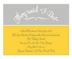 brunch invitations post wedding brunch invitations badbrya