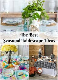 seasonal tabelscape home decor ideas abbi kirsten collections