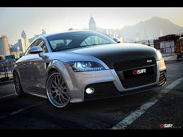 audi tt m osir design usa osir v1 vented fender kit tt mk2