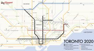 Seattle Light Rail Future Map by Agreement Reached Between Toronto And Ontario On City U0027s Transit