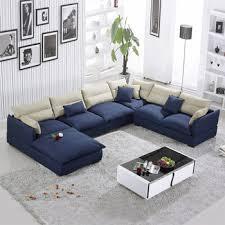 u shaped sofa u shaped fabric sofa 4810