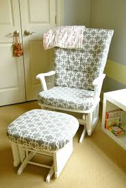 Recliner Rocking Chair Nursery Exceptional Comfort Make Ideal Choice With Rocking Chair