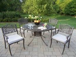 Chateau Patio Furniture Stainless Steel Patio Furniture Sets Foter