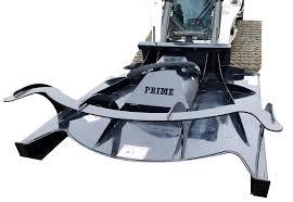 industrial brush mower prime attachments